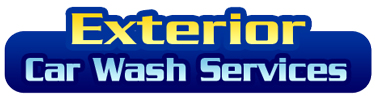 Exterior Car Wash Services