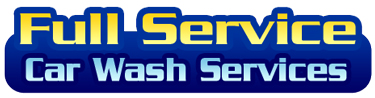 Full Service Car Wash Services