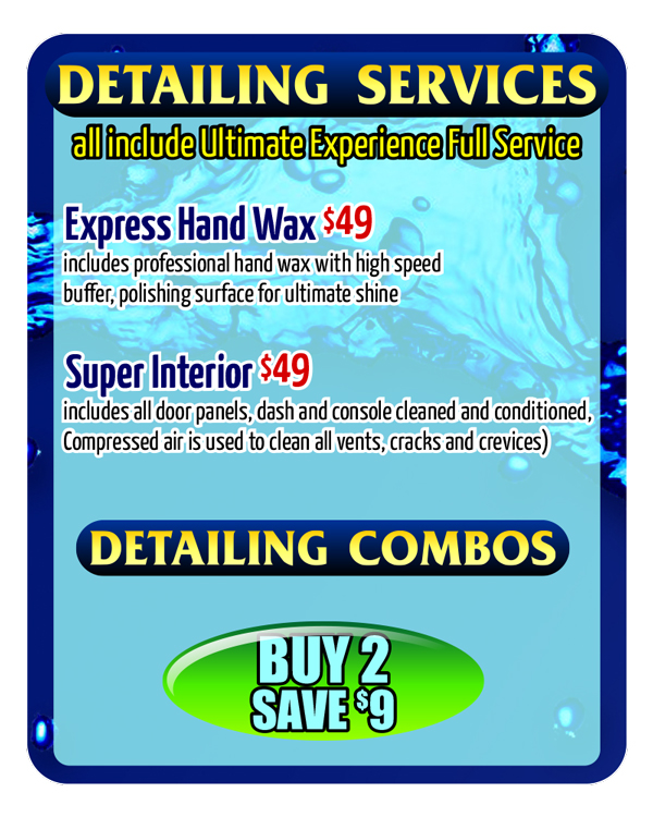 ocala detailing services