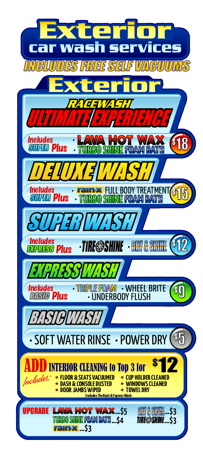 Ocala Car Wash services